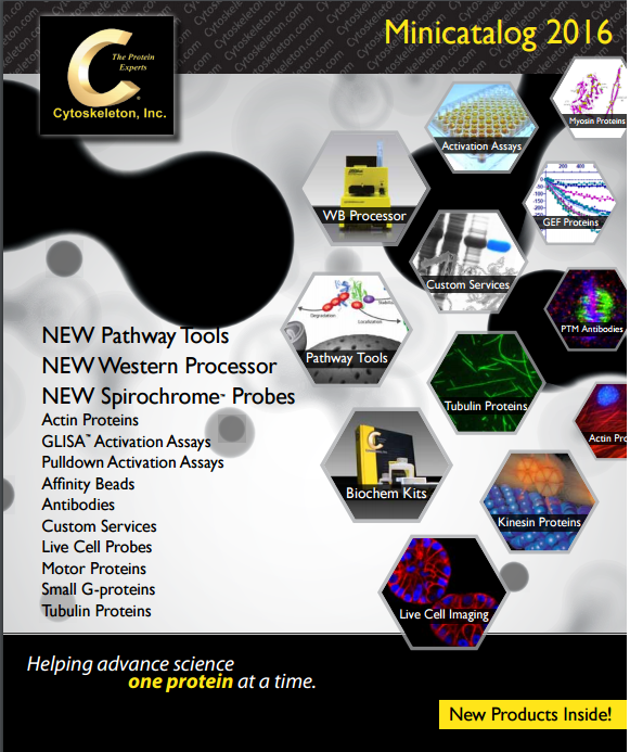Cytoskeleton Inc. catalog c